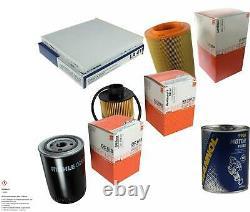 Mahle / Knecht Inspection Set Sct Filter Set Engine Wash 11613759