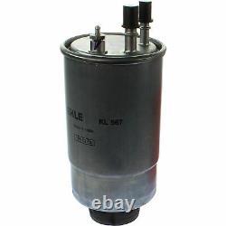 Mahle / Knecht Inspection Set Sct Filter Set Engine Wash 11615842