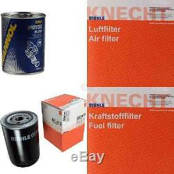 Mahle / Knecht Set On Inspection Filters Set Sct Wash Motor 11611267