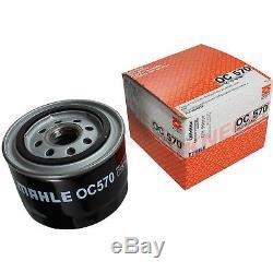 Mahle / Knecht Set On Inspection Filters Set Sct Wash Motor 11617384