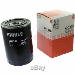Mahle / Knecht Set On Inspection Filters Set Tbs Engine Wash 11617085