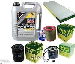 Review Filter Liqui Moly Oil 5l 5w-40 For Fiat Ducato Box 230l 1.9 Of D
