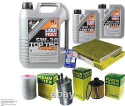 Review Filter Liqui Moly Oil 7l 5w-30 For Fiat Ducato Bus 250 290