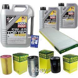 Review Filter Liqui Moly Oil 7l 5w-40 Fiat