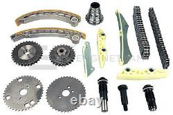 Rs0033 Distribution Chain Kit For Iveco F1ce Fullset 504084527 504288857