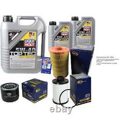 Sketch D'inspection Filter Oil Additive Liqui Moly Oil 7l 5w-40 For Fiat