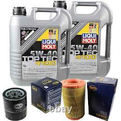 Sketch Inspection Filter Liqui Moly Oil 10l 5w-40 For Fiat Ducato