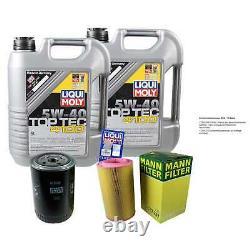 Sketch Inspection Filter Liqui Moly Oil 10l 5w-40 For Fiat Ducato Bus 250