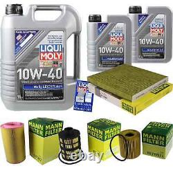 Sketch Inspection Filter Liqui Moly Oil 7l 10w-40 For Fiat