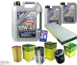 Sketch Inspection Filter Liqui Moly Oil 7l 10w-40 For Your Fiat Ducato