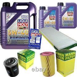 Sketch Inspection Filter Liqui Moly Oil 7l 5w-40 For Fiat Ducato