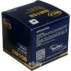 Sketch Inspection Filter Liqui Moly Oil 7l 5w-40 For Fiat Panda 169 1.1