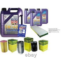 Sketch Inspection Filter Liqui Moly Oil 8l 5w-40 For Fiat