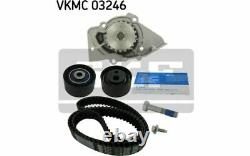 Skf Distribution Kit With Water Pump For Peugeot 406 206 306 Vkmc 03246