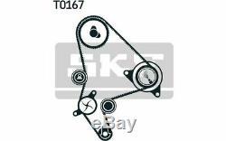 Skf Timing Belt Kit For Peugeot 306 Citroen Xsara Fiat Ducato Vkma 03246
