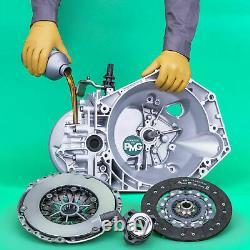 Speedbox 20gp07 20gp16 20gp18 2.3 Jtd Fiat Ducato + Clutch Kit