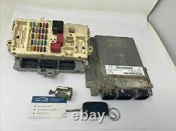 Starter Kit Citroen Jumper Fiat Ducato Peugeot Boxer Calculator 9665066380