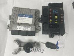 Starter Kit Citroen Jumper Fiat Ducato Peugeot Boxer Calculator S180129001