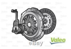 Valeo 834 037 Clutch Kit Fiat Ducato 120 2.3 D Multijet 4x4