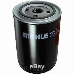 10x Original Mahle / Knecht Filtre Oc 613 + 10x Sct Moteur Flush Rinçage de