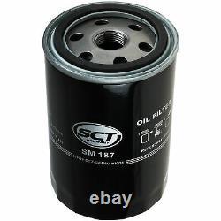 13L Set D'Inspection Liqui Moly Bon Fonctionnement 10W-40 + SCT Filtres 11232228