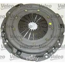 1 Valeo 826560 Kit Embrayage Transmission Manuelle avec Roulement Débrayage