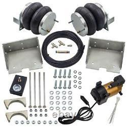 2x Kit suspension pneumatique + compresseur 12V pour Iveco Daily Fiat Ducato VW