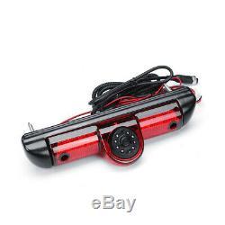 7'' LED Moniteur Caméra Recul Kit pour Peugeot Boxer Citroen Relay Fiat Ducato