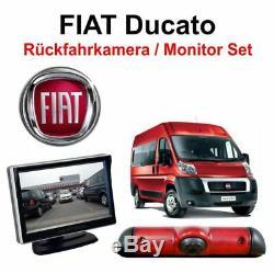 Ampire Caméra de Recul Écran Kit Fiat Ducato Citroen Jumper Peugeot Boxer