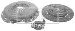 BORG & BECK Kit d'embrayage FIAT DUCATO 2.5D, 2.8D 94-02 HK6586