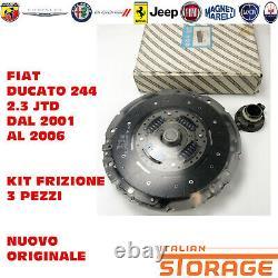 Fiat Ducato 2.3 JTD Kit Embrayage Neuf Original 71734906 71728661