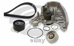 GATES Kit de distribution avec pompe à eau pour FIAT DUCATO KP15592XS