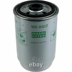 Huile moteur 6L MANNOL Defender 10W-40 + Mann-Filter Fiat Ducato Bus 230 2.5 de
