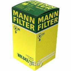 Huile moteur 7L MANNOL Defender 10W-40 + Mann-Filter Fiat Ducato Boîte 244 2.3
