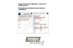 Kit Courroie de Distribution+Pompe à Eau Original Fiat Ducato 244 250 2.3 D JTD