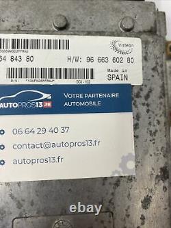 Kit De Demarrage Citroen Jumper Fiat Ducato Peugeot Boxer Calculateur 9666484380