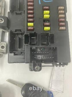 Kit De Demarrage Citroen Jumper Fiat Ducato Peugeot Boxer Calculateur S180129001