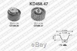 Kit Distribution SNR KD458.47 FIAT DUCATO Camionnette (244) 2.3 JTD 110 CH