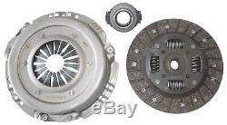 Kit Embrayage Fiat Ducato (230 230l) 1.9 D 1.9 Td