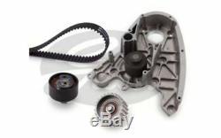 Kit de distribution + pompe à eau Fiat Ducato 130 Multijet 2.3 D GATES