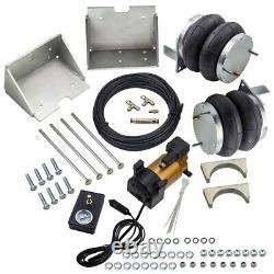 Kit de suspension pneumatique pour Fiat Ducato VW Peugeot Citroen 4000kg