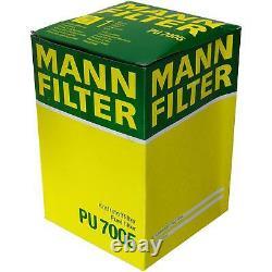 LIQUI MOLY 7L 5W-30 huile moteur + Mann-Filter filtre Fiat Ducato Bus 250