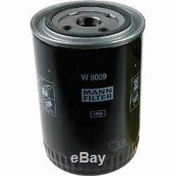 Liqui Moly 10L Toptec 4200 5W-30 Huile + Mann-Filter pour Fiat Ducato