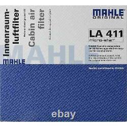MAHLE / KNECHT Set D'Inspection Ensemble de Filtres SCT Lavage moteur 11613759