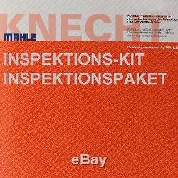 MAHLE / Knecht Filtre à Air LX 3353 pour Carburant KX 398 à Huile Oc 613