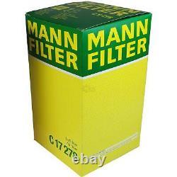 MANN-FILTER Inspection Set Kit Fiat de la Plat / Châssis