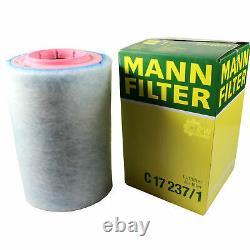 MANN-FILTER Set Fiat Ducato Bus 250 110 Multijet 23 D 150 250 290 130