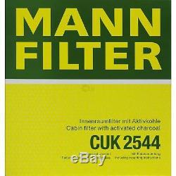 MANN-FILTER Set Fiat Ducato Choisir / Châssis 250 290 115 Multijet 20 D