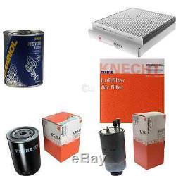 Mahle / Knecht Kit D'Inspection Filtre Kit Sct Lavage Moteur 11615179