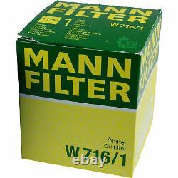 Mann Filtre Paquet mannol Filtre à Air Fiat Ducato Boîte 230L 2.0 JTD 244
